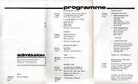 ICA Brochure, March 1963