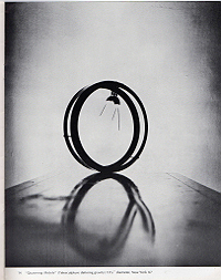 takis, magnetic sculpture, exhibition catalogue, 1967, quavering mobile