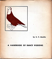H.P. Macklin, A Handbook of Fancy Pigeons