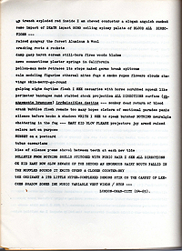 Bulletin from Nothing 2, Claude Pelieu