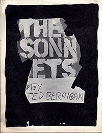Ted Berrigan, The Sonnets