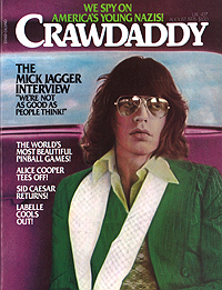 Crawdaddy, August 1976