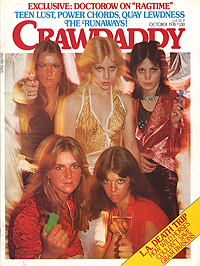 Crawdaddy, October 1976