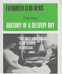 Evergreen Club News, Anatomy of a Delivery Boy