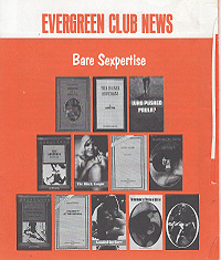 Evergreen Club News, Bare Sexpertise