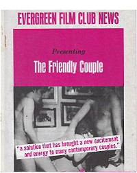 Evergreen Club News, The Friendly Couple