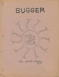 Lavender issue of Bugger Anthology