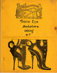 Peace Eye Bookstore Catalogue 7