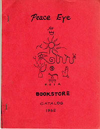 Peace Eye Bookstore Catalogue 8