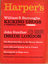 Harper's, July 1967