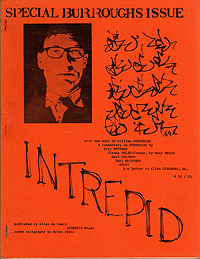 Intrepid 14-15, Special Burroughs Issue