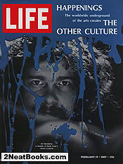 Ed Sanders on the cover of Life Magazine, 17 February 1967