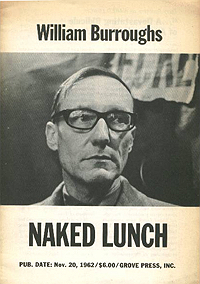 Naked Lunch Prospectus, Front