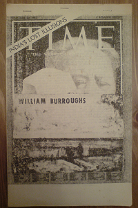 William Burroughs, Time, Urgency Press