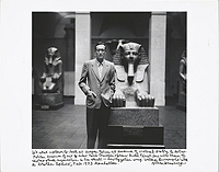 Allen Ginsberg, William Burroughs and the Sphinx, Fall 1953