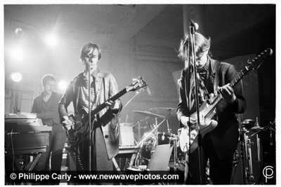 Philippe Carly, Cabaret Voltaire at Plan K, 16 October 1979