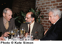 Kate Simon (Photographer), William Burroughs, Allen Ginsberg, and Norman Mailer