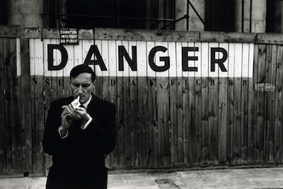 Brion Gysin, William Burroughs - Danger Series, 1959