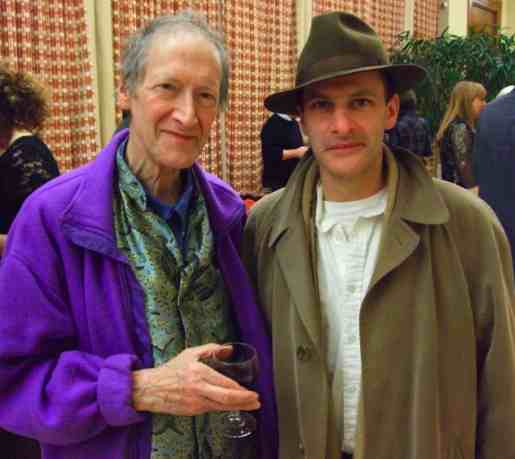 Michael Horovitz and Oliver Harris