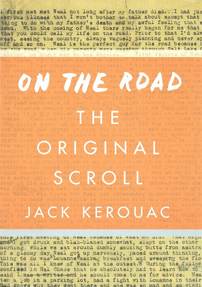 On the Road Scroll edition