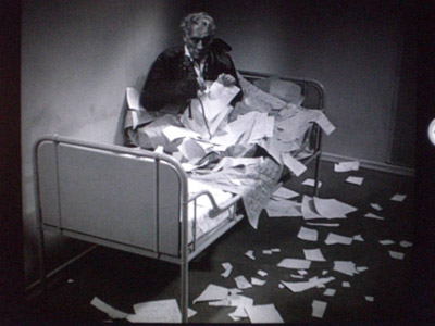 Dr Mabuse's Paper-Strewn Floor
