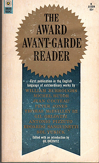 The Award Avant-Garde Reader