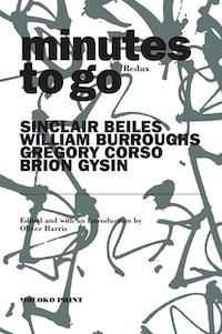 William S. Burroughs, Minutes to Go, Moloko, 2020, front cover