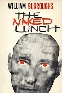 Naked Lunch, English edition published by John Calder, 1964