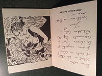 William Burroughs, Ruski inscribed to Allen Ginsberg