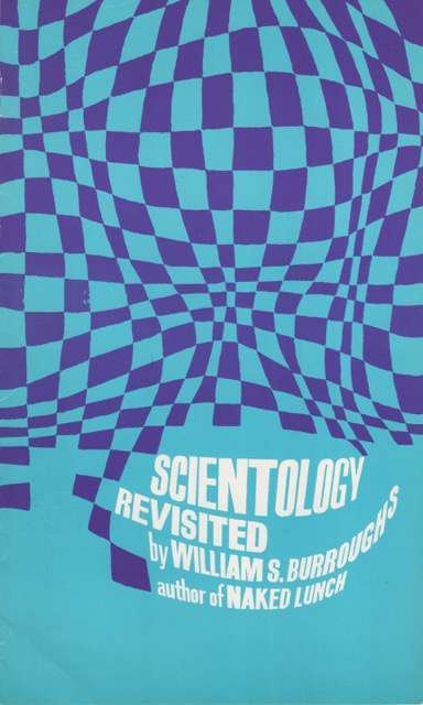 William Burroughs, Scientology Revisited, Scientology Pamphlet