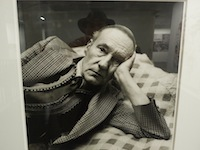 WSB Portrait by Peter Hujar