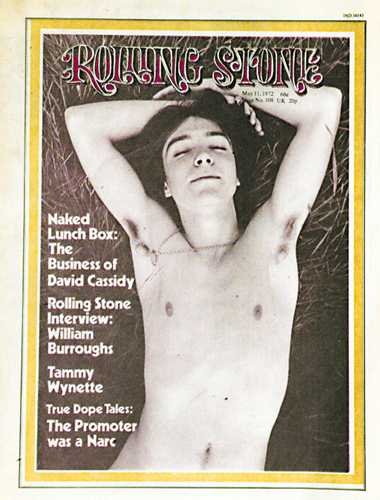 Rolling Stone, May 1972