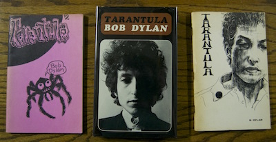 Tarantula and its bootlegs