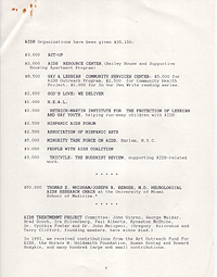 AIDS Treatment Project 1991 Annual Report 7