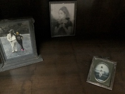 Three Photographs of Richard and Lilia Aaron