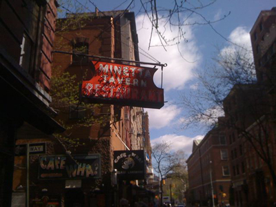 Minetta Tavern, New York