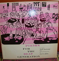 Poetry for the Beat Generation, Dot Records